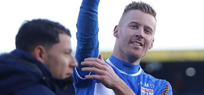 Foto: Van Duinen vindt PEC sterker dan jeugdliefde ADO: