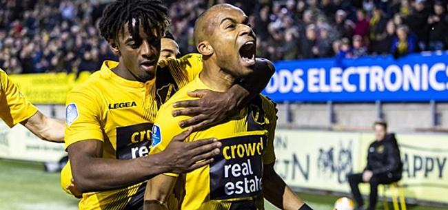Foto: De 11 namen bij NAC en FC Groningen: Rosheuvel uit de selectie gezet