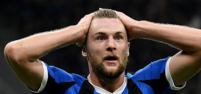 Foto: 'Inter confronteert Spaanse rivalen met torenhoge vraagprijs'