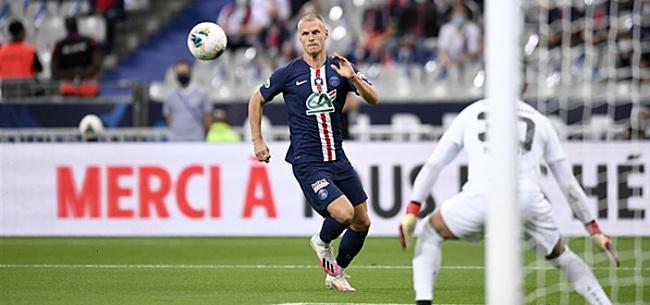 Foto: Basisklant Bakker moet PSG aan eerste punten in Ligue 1 helpen