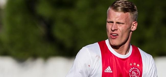 Foto: Van Ajax afkomstige Bakker maakt debuut bij zesklapper PSG