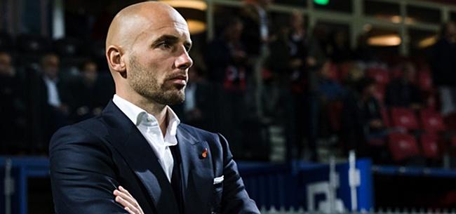 Foto: Van der Gaag is de nieuwe hoofdcoach van NAC Breda