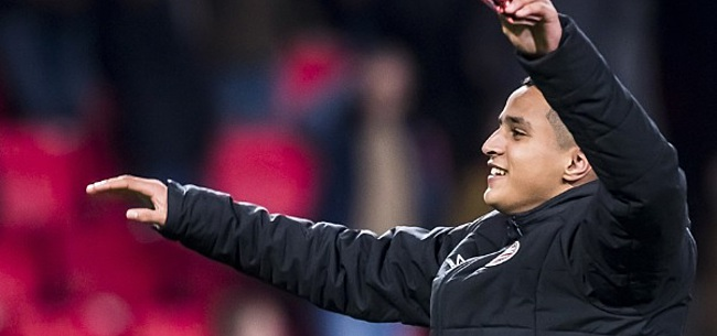 Foto: Ihattaren sluit weer aan bij PSV-training, steunpilaar ontbreekt nog