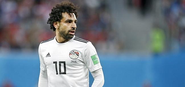 Foto: Rel rond Salah na FIFA-awards; Egyptische voetbalbond vraagt om uitleg