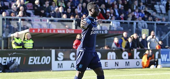 Foto: 'Willem II heeft oogje op Mohamed Dauda'
