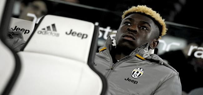 Foto: 'Kean vertrekt op huurbasis bij Juventus'