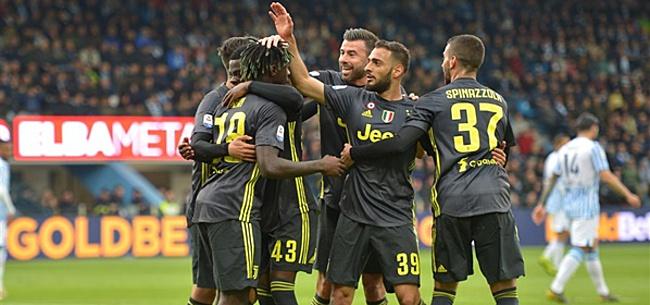 Foto: 'Juventus schakelt Kean in en doet Ajax alternatief voorstel'