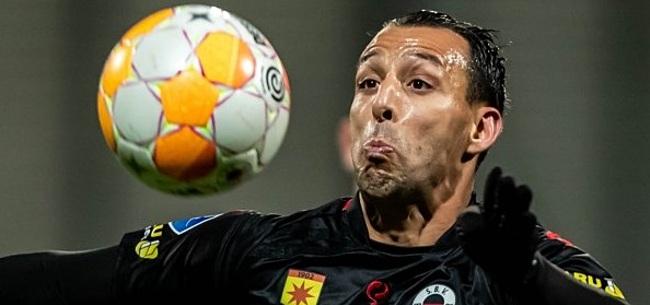 Foto: El Hamdaoui over Ajax-periode: