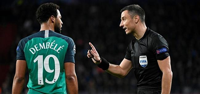 Foto: Tottenham bevestigt: Dembélé moet zich richten op 2019