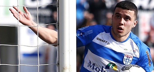 Foto: OFFICIEEL: PEC Zwolle verliest smaakmaker Saymak aan het buitenland
