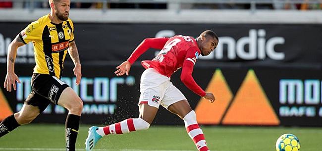 Foto: 'Boadu heeft veel potentie, maar het is te vroeg voor Oranje'