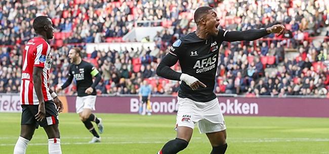 Foto: 'AZ heeft transfermededeling voor gewilde Boadu'