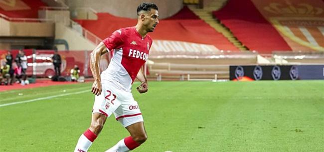 Foto: Nacer Chadli op huurbasis naar Anderlecht