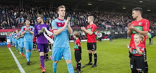 Foto: Kampioen Twente hard onderuit bij NEC, Almere pakt periodetitel