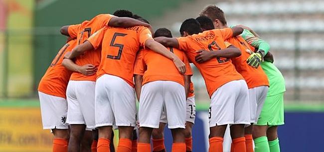 Foto: Penaltytrauma in Brazilië: géén WK-finale voor Oranje -17