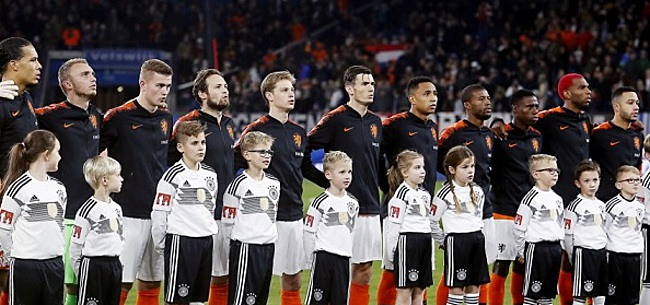 Foto: 'Duel met Wit-Rusland belangrijker dan Duitsland-thuis voor Oranje'