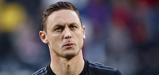 Foto: 'Manchester United stuurt 'opgebrande' Nemanja Matic weg'