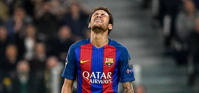 Foto: 'Valverde legt Neymar meteen stevig aan de ketting'