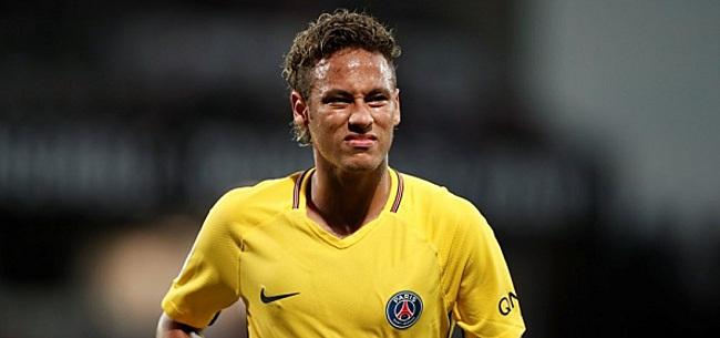 Foto: VIDEO'S: Neymar, Mbappé en Cavani scoren allen voor PSG