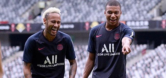 Foto: 'PSG móét kiezen tussen Mbappé en Neymar: megatransfer lonkt'