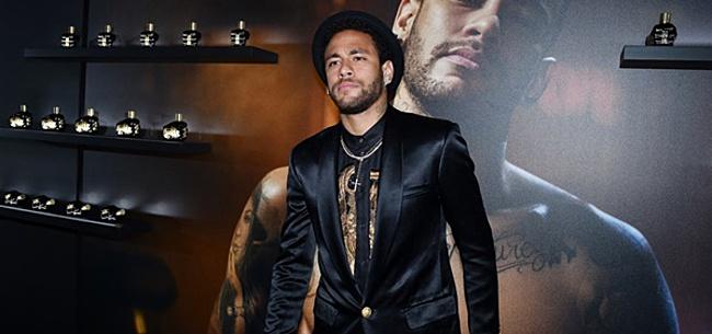 Foto: Tite steunt Neymar: