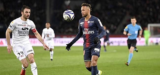 Foto: 'PSG is Neymar beu en aast in januari alsnog op deal'