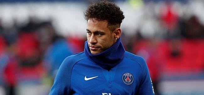 Foto: 'PSG neemt Neymar-besluit na nieuwe UEFA-sanctie'