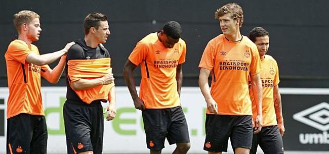 Foto: Lammers gaat concurreren met De Jong: 'Of we ook samen kunnen spelen?'