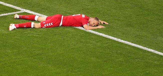 Foto: Deense internationals keren terug na voorlopig akkoord
