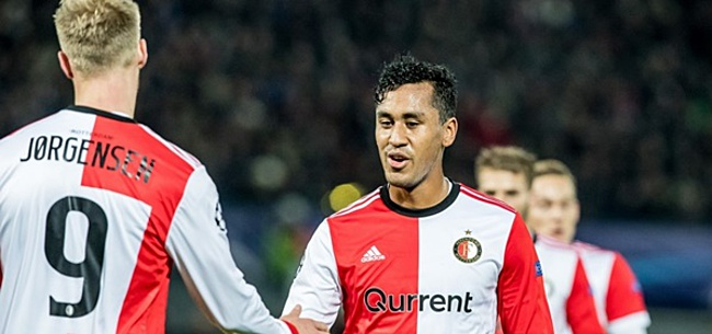 Foto: Zorgen bij Feyenoord ondanks komst Jordy Clasie