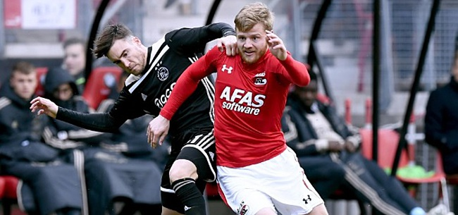 Foto: Tagliafico ontsnapte aan rood na smerige actie, Topper tegen PSV in gevaar?