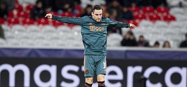 Foto: 'Ajax vindt vervanger Tagliafico in Eredivisie'