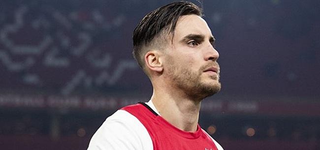 Foto: 'Tagliafico legt heldere mededeling op tafel bij Ajax'