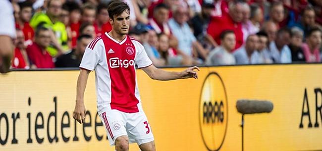 Foto: Tagliafico: 'Als het Ajax-publiek zo tekeergaat...'