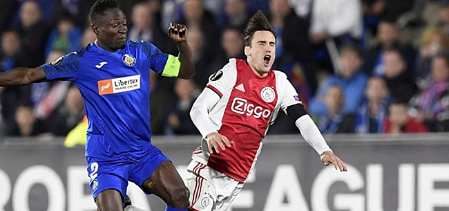 Foto: Domper voor Ajax: Tagliafico mist return in Amsterdam
