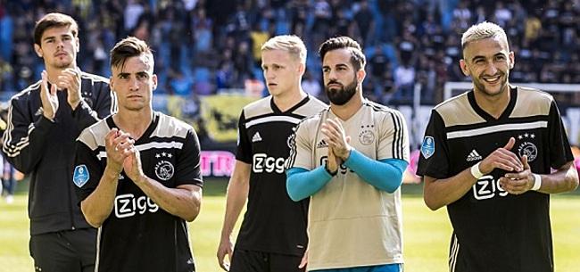 Foto: Ajax-fans schrijven eigen speler definitief af: 'Ik ben er klaar mee'