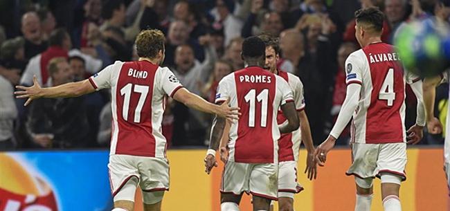 Foto: Superlatieven Ajax-uitblinker steeds lovender:
