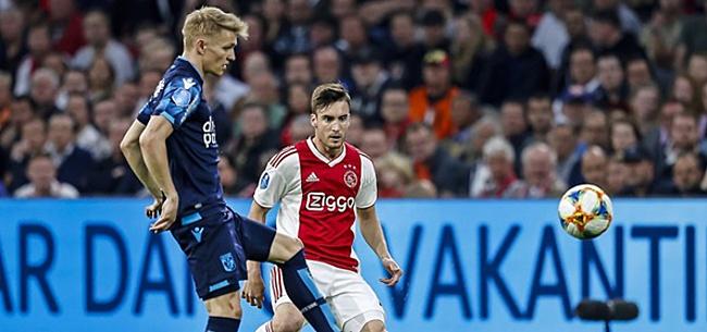Foto: 'Ajax maakt opeens weer kans op komst dure smaakmaker'