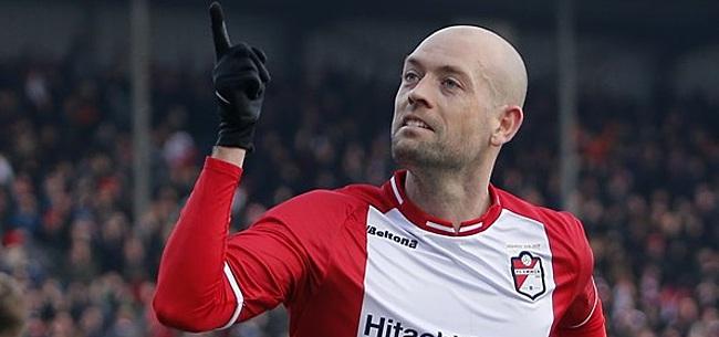 Foto: PSV-beul van FC Emmen denkt na over beëindigen loopbaan