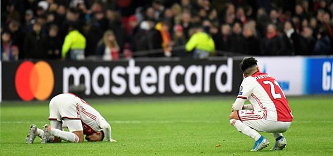 Foto: Meerdere Ajax-fans opgelicht in aanloop naar Valencia