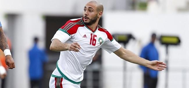 Foto: Amrabat: 'Marokko maakt best kans tegen Spanje en Portugal'