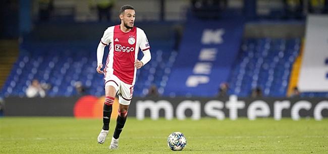 Foto: Mazraoui haalt uit naar criticasters: 'Was nog niet eens begonnen'