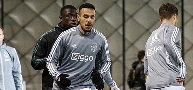 Foto: Mazraoui vergroot personele problemen bij Ajax