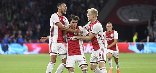 Foto: 'Waarde Ajacied schiet als raket de lucht in: duurste Eredivisie-speler'