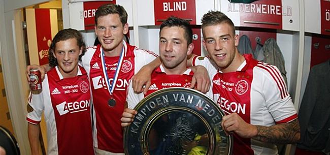 Foto: Ajax-fans gaan op Twitter helemaal los over Jan Vertonghen