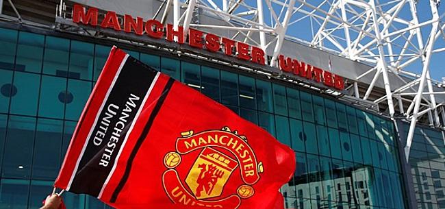 Foto: United-fans bekogelen huis van voorzitter: 'Woodward's gonna die'
