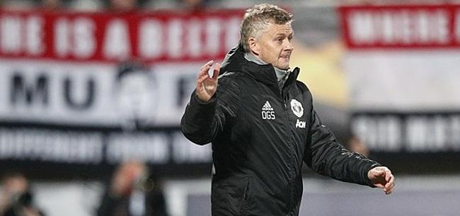 Foto: Talent breekt door bij Man United: