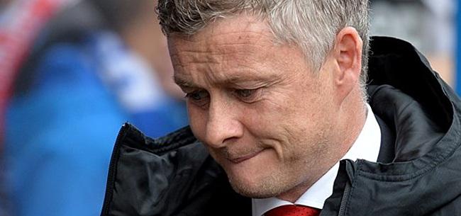 Foto: 'Aanvaller wil ondanks excuses Solskjaer zo snel mogelijk weg bij Man United'