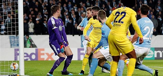 Foto: Uitschakeling dreigt voor Sporting, Club Brugge helpt Nederland