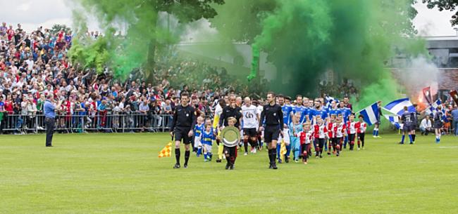 Foto: Feyenoord meldt zich voor twee Eredivisie-spelers